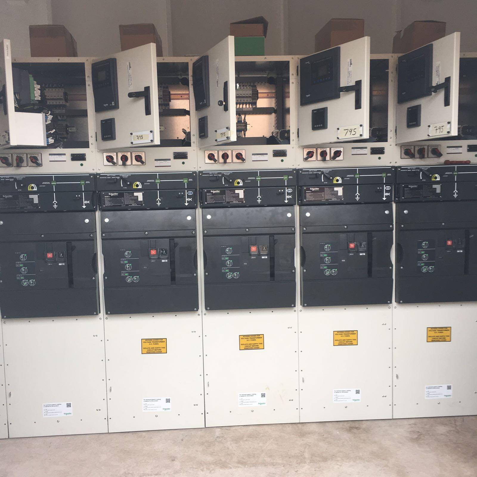 11kv Genie Evo Switchgear High Voltage Systems Amp Services